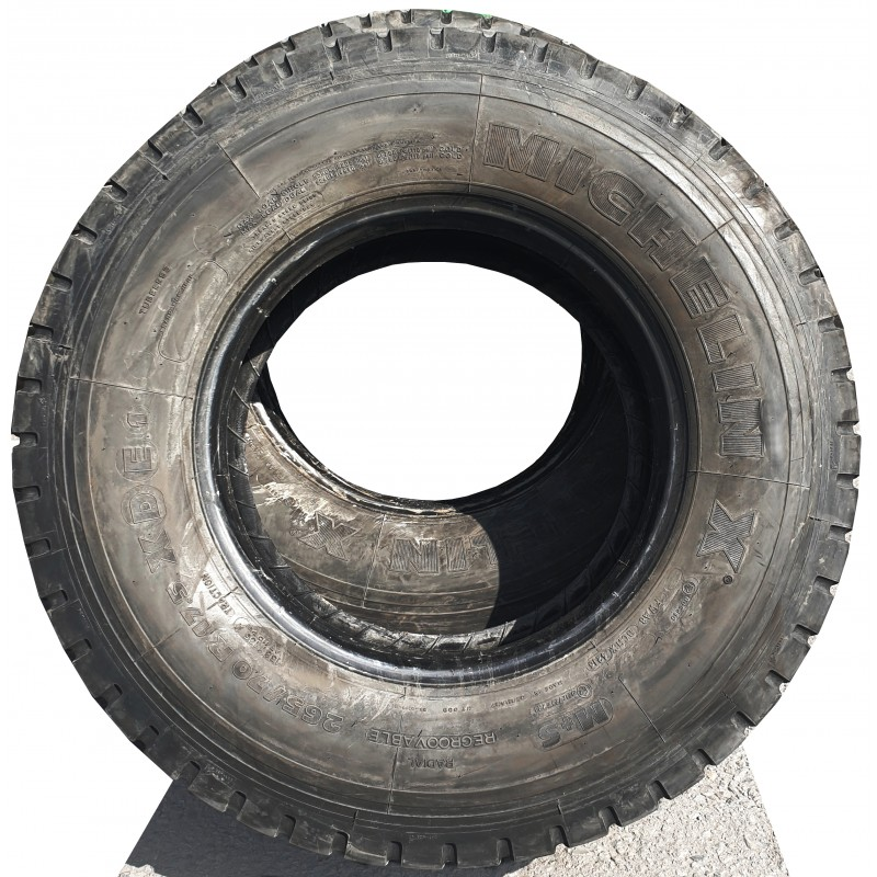 Легкогрузовая шина бу 265/70/17.5 MICHELIN XDE 1