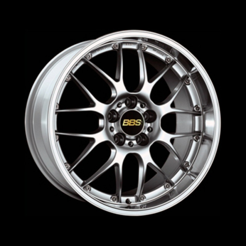 BBS RS-GT BRILLIANT SILVER